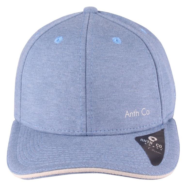 Boné Aba Curva Anth Co Básico Azul Claro