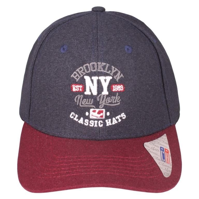 Boné Aba Curva Snapback Classic Hats Brooklyn NY