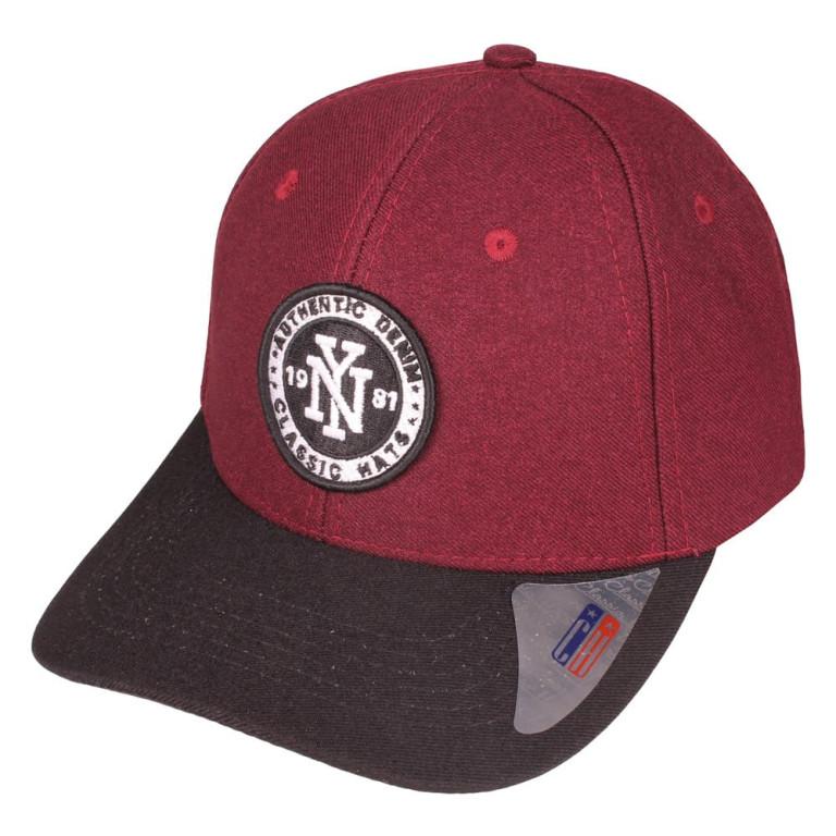 Boné Aba Curva Snapback Classic Hats NY 1981