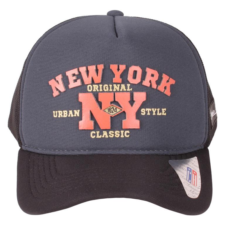Boné Aba Curva Snapback Trucker Classic Hats NY Urban Style