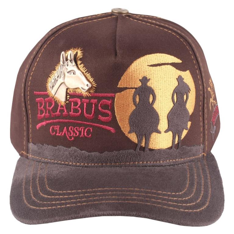 Boné Country Brabus Classic Marrom