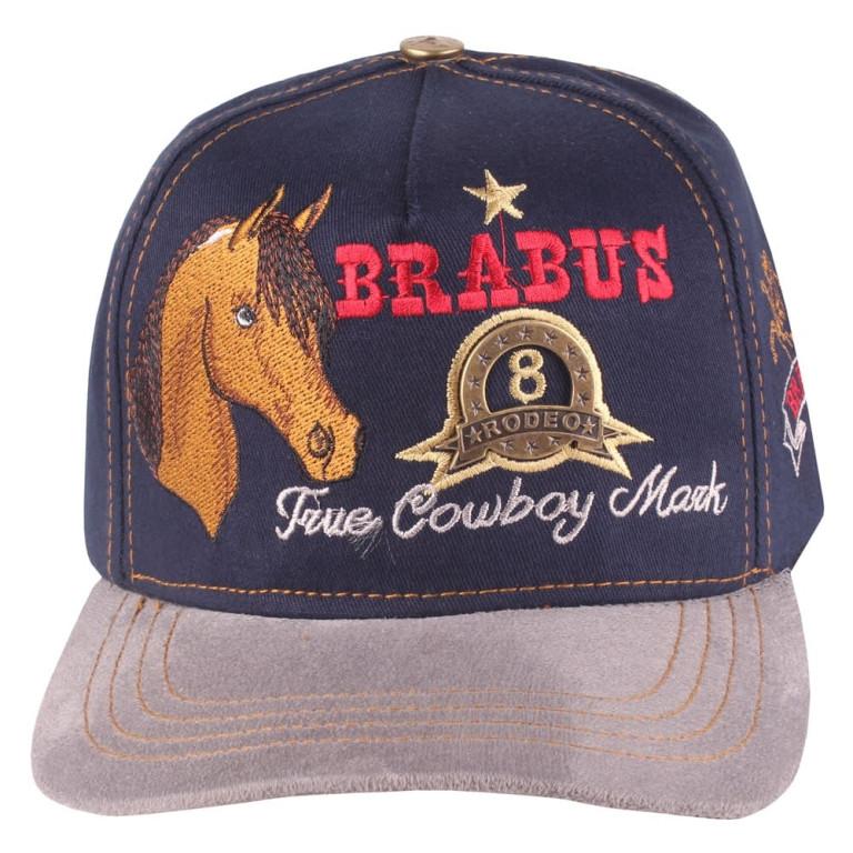 Boné Country Brabus Rodeo Marinho