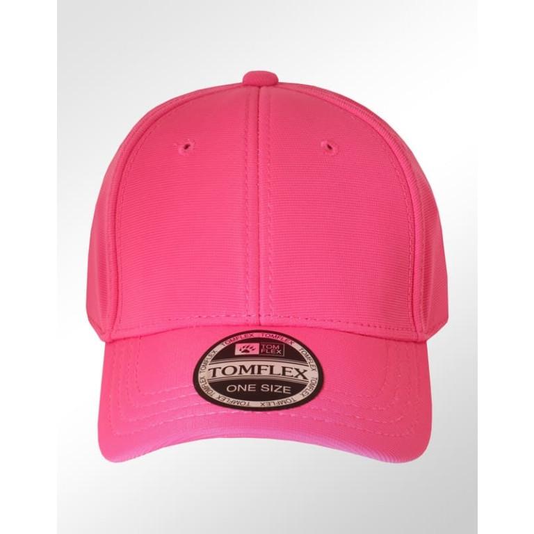Boné Infantil Aba Curva TomFlex Básico Pink