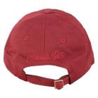Boné Aba Curva Strapback Classic Hats NYC Vinho 3