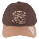 Boné Aba Curva Classic Hats Brooklyn Café 2