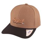 Boné Aba Curva Classic Hats New York Marrom