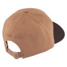 Boné Aba Curva Classic Hats New York Marrom 3