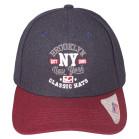 Boné Aba Curva Snapback Classic Hats Brooklyn NY 2
