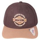Boné Aba Curva Snapback Classic Hats New York 1982 2