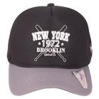 Boné Aba Curva Snapback Trucker Classic Hats New York 1972 2
