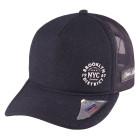 Boné Aba Curva Snapback Truker Classic Hats New York Marinho