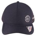 Boné Aba Curva Snapback Truker Classic Hats New York Marinho 2