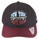 Boné Aba Curva Snapback Truker Classic Hats New York Skate Board 2