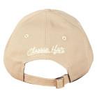 Boné Aba Curva Strapback Classic Hats NYC Bege 3