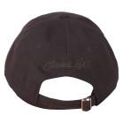 Boné Aba Curva Strapback Classic Hats Skate SK8 Preto 3