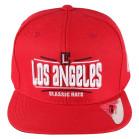 Boné Infantil Aba Reta Snapback Classic Hats Los Angeles 2